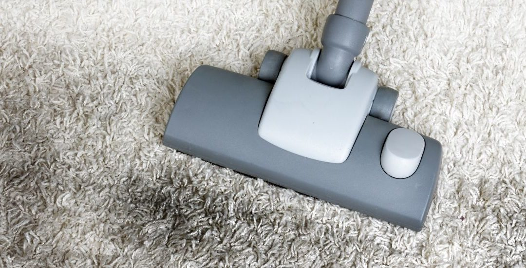 What causes dark lines on a carpet ?